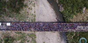 Uma reflexão sobre os venezuelanos e outros êxodos globais