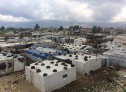 Como é a vida em um dos campos de refugiados sírios no Líbano