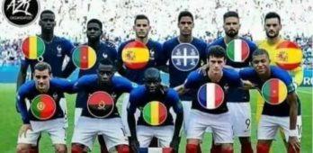 O melhor futebol do planeta, um futebol de migrantes