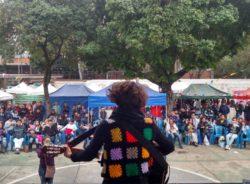 Diversidade e clamor por fronteiras livres marcam festival cultural de imigrantes
