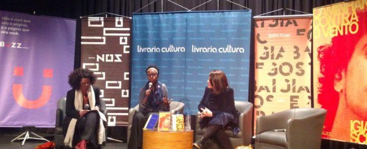 Vivemos um apartheid dos passaportes, diz a escritora italiana Idiaba Scego